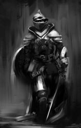 Knight speedpaint 02 by NewmanD