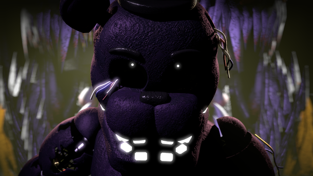 Shadow Freddy (animation) by Enforma