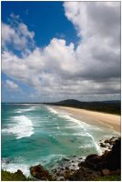 Cabarita - looking south by wildplaces