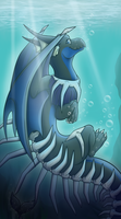 Under the sea by crunchbite101