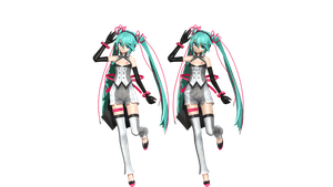 DT Miku 2D Dream Fever ::FREE DOWNLOAD:: by MegurineSempai