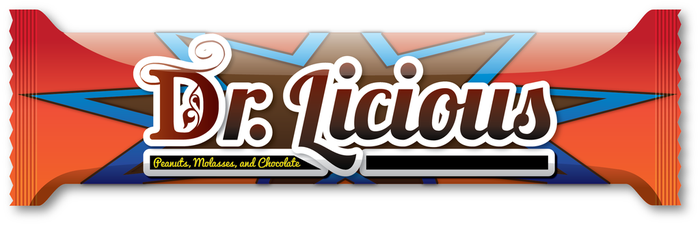 Dr. licious Candy Bar by blackbelt777