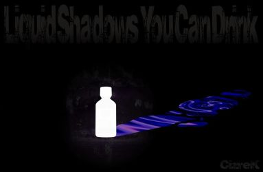 Liquid Shadows You Can Drink - Album Artwork by CizreK
