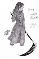 XMAS2011: Portia by Absolute-Sero