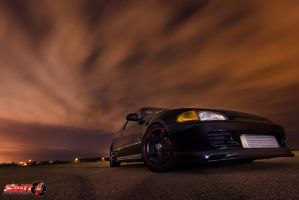 Honda night by ShiftonePhotography