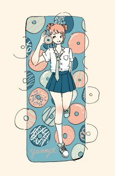 Donuts Donuts Donuts by DelicateFabric