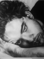 Robert Pattinson by Joseph0604
