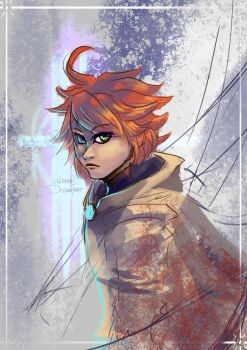 The Promised Neverland - Eyes of a Killer by chinara
