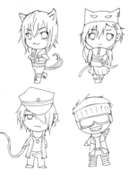 LO4S Chibi 3 by ThienHoaLinh00