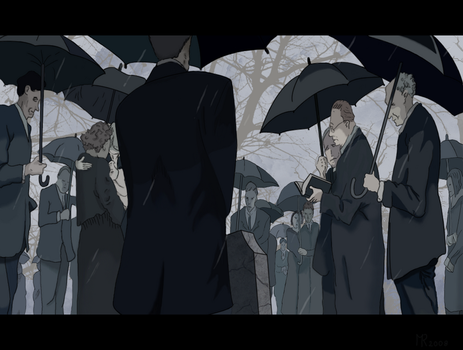 Funeral by DerRiedl