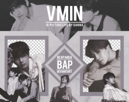 Pack Png 1147 // Vimin (Love Yourself - Tear) by BEAPANDA
