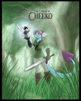 The Legend of Cheeko by MiloNeuman