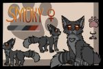 Smoky reference sheet [CURRENT] by SmokePaws