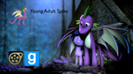 Young Adult Spike [SFM/DL] by PacificPenguin