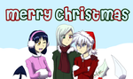 Merry Christmas! by GhostLiger