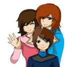 Family photo by blueblaze94424