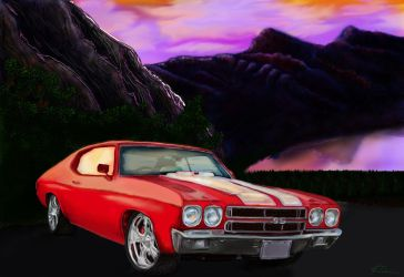 Chevy SS by laurengrose
