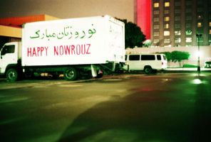 Nowrouz Truck by kd5ytx