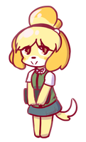 Isabelle by tanooklings