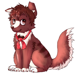 Small gift for BakaPup by Nariette