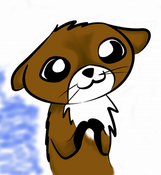 Otter by ToothNone