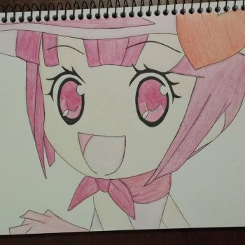 Ran from Shugo Chara! by EJArt93