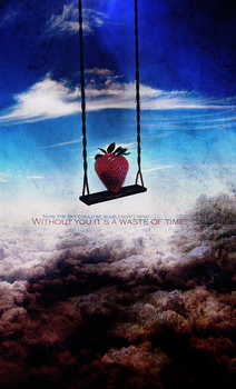 Strawberry Swing. by dreamt-too-late