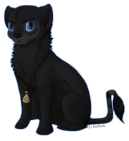 Chibi for LeftDuality by PirateLila