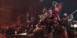 The Devastation of Baal by CharlesEJD