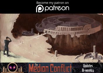 Support The Median Conflict on Patreon! by iawebb20