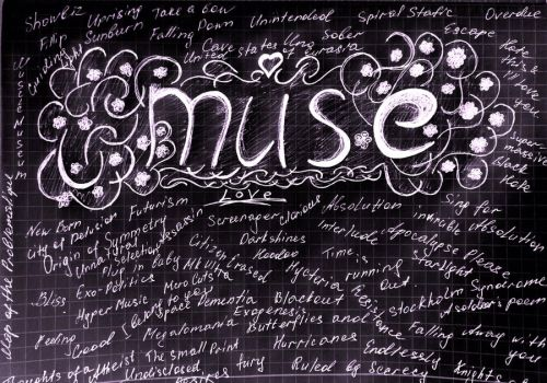 I Love Muse by MuseeesuM