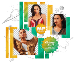 PACK PNG 1071| DEMI LOVATO by MAGIC-PNGS