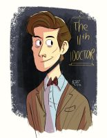The Doctor by animegirl43