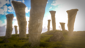 Pillars by newdeal666