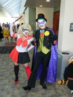 Sailor Joker Otakon 2015 by bumac