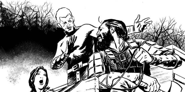 TEUTON Vol.3 - The Call To Action by ADAMshoots