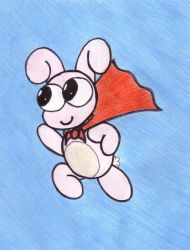 Super Bunny by Born-To-Hand-Jive