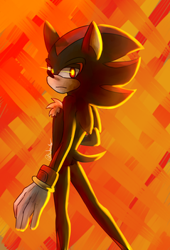 Shadow by SavDraws