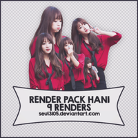 RENDER PACK HANI GOODBYE SUMMER by seul3105