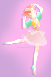 Steven Universe - Past Pearl by Purly