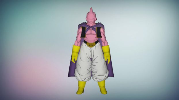 DBXV2 Super Mr.Buu/Fit Buu(DBS) by diegoforfun