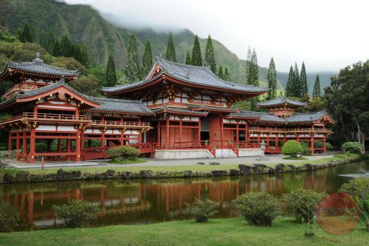 Temple in Paradise by DROOphotographer