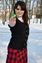 Clara Oswald cosplay 7 by L-Justine