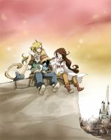 FFIX - At times by Laaree