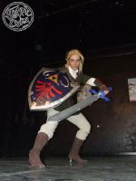 Link old costume by Shirak-cosplay
