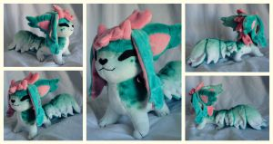 Sunleth Plushie by remixtape