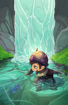 Reg goes Fishing by Limited-Access