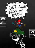 Super Paper Mario by Genowhirl910