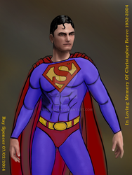 Superman by speraydan