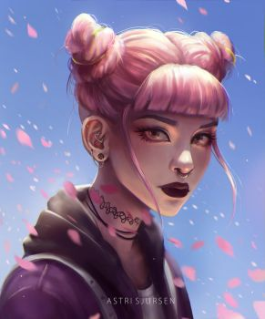Cherry Bomb by Astri-Lohne